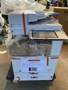 Canon Imagerunner Advance C3525i Iii All in one Color Printer Scanner Copier