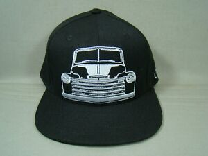 Black 47 48 49 50 51 52 53 Chevy Pick Up Truck Hat Suburban Panel Canopy Express