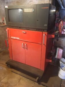 Hunter Alignment Machine With Heads And Accessories In State College Pa