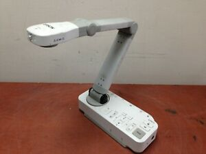 Epson Elpdc12 Document Camera No Adapter Remote for Parts C1588ds