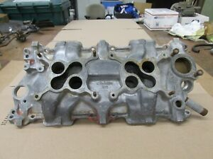 Original Survivor 1957 1958 1959 1960 1961 Corvette Dual Quad Intake 3739653
