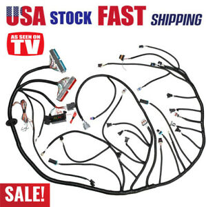 Standalone Wiring Harness For 1997 2006 Drive By Cable Dbc Ls1 Engines