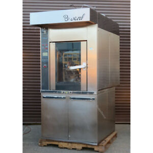 Revent Mini Rack Oven W Proofer 739 Used Good Condition