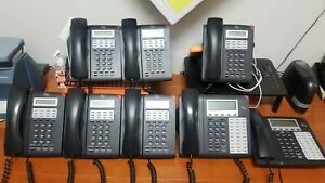 Lot Of Esi Business Phones 2x 55d And 6x 30d