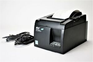 Star Thermal Receipt Printer 143iiu Tsp100 Tsp 100 Pos Black Usb Only