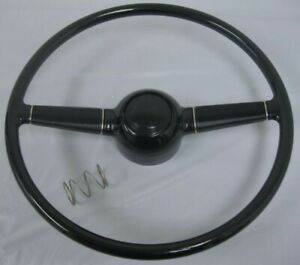 1940 40 Ford Deluxe 15 Steering Wheel W Horn Button For Gm Steering Column