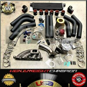 90 95 Toyota Mr2 88 99 Celica Mr2 3s gte Turbo Charger Kit T3 t4 Manifold bov