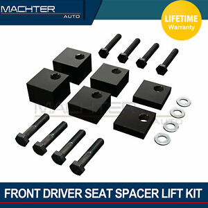 Front Driver Seat Spacer Lift Kit For Chevy Silverado Gmc Sierra Trucks 2020