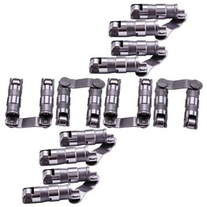 8 Pairs Hydraulic Roller valve Lifter For Chevy Chevrolet Big Block Bbc 396 454