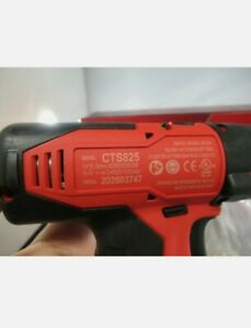 Snap on cts825 14 4 Volt 1 4 Brushless Micro lithium Screwdriver tool Only new