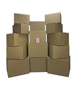Valuesupplies By Uboxes Moving Kit 2 14 Combo Of Small Medium Large Boxes