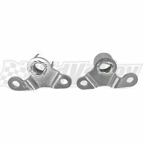 Pair Of Tailgate Hinge Body Mounted Kit For Nissan Frontier Dohc 4 0l 2 5l