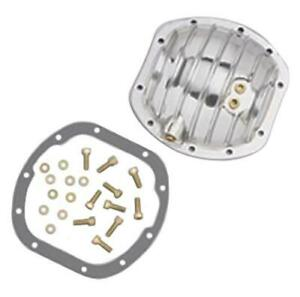 Summit Racing Polished Aluminum Differential Cover Dana 25 730500