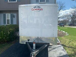 Cargomate 2018 Enclosed 5x8 Cargo Trailer Barely Used