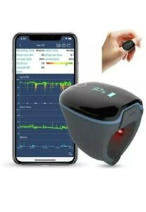 Wellue Bluetooth Health O2 Ring Tracker Oxygen Levels Heart Rate Monitor