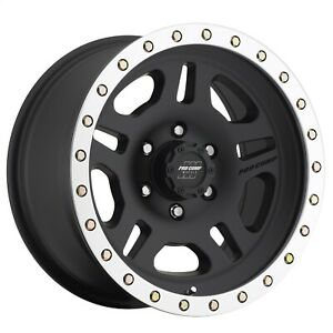 Pro Comp Alloy 5129 78583 Xtreme Alloys Series 5129 In Black Finish Universal