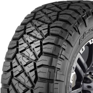 2 New Nitto Ridge Grappler Lt 285 70r18 Load E 10 Ply At A t All Terrain Tires