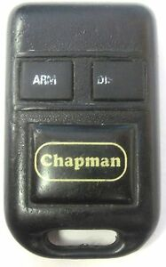 Chapman Aftermarket Replacement Keyless Entry Remote Fob Clicker Transmitter Bob