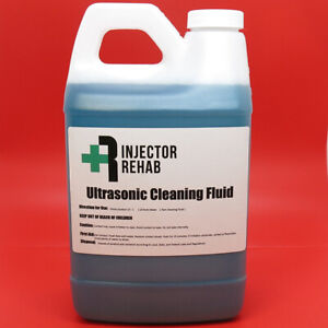 Ultrasonic Fuel Injector Cleaning Solution 5 Gallons Perfect For Asnu Machines