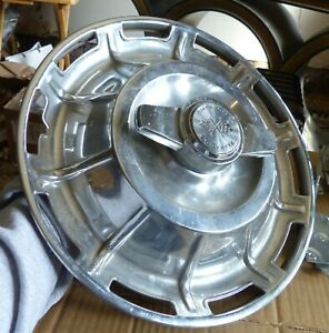 1959 1960 1961 1962 Corvette One 1 Used Original Gm Hubcap 59 60 61 62 Vette