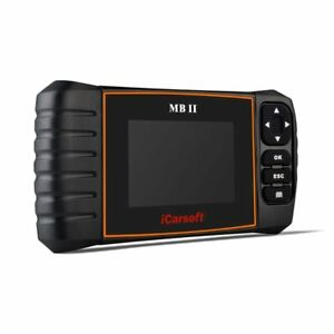 Gently Used Icarsoft Mb Ii For Mercedes benz sprinter smart Car Diagnostic Tool