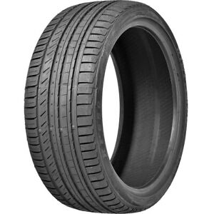 2 Tires Kinforest Kf550 255 30r21 Zr 93y Xl High Performance