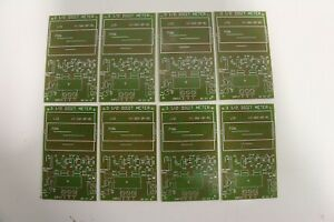 Lot Of 8 3 1 2 Digit Lcd Panel Meter Board Kit_34 board Only