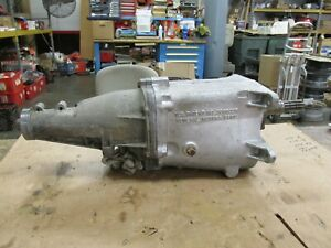 1969 Chevy Camaro Muncie M20 4 Speed Transmission 3925660 P9d28a N Wide Ratio