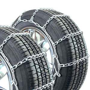 Titan Tire Chains S Class Snow Or Ice Covered Road 4 5mm 255 55 15