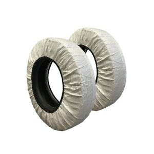 Isse Classic Textile Tire Chains Socks Snow Covered Roads 305 60r20