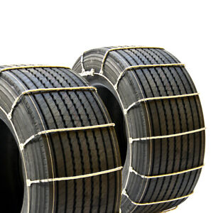 Titan Truck Cable Tire Chains Snow Or Ice Covered Roads 10 3mm 265 75 16