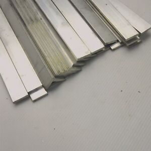 125 X 1 Aluminum 6061 Flat Bar 22 5 Long New Mill Stock Qty 25 Sku K610