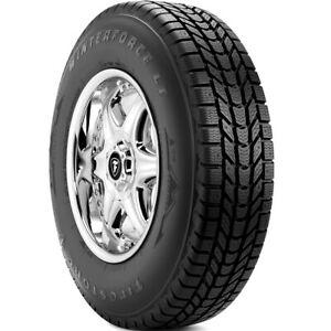 4 Tires Firestone Winterforce Lt 265 75r16 Load E 10 Ply Winter Snow