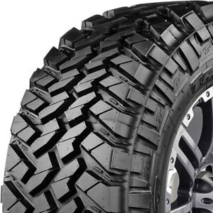 2 New Nitto Trail Grappler M T Lt 255 75r17 Load C 6 Ply Mt Mud Tires