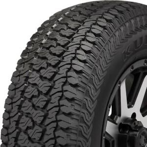 4 New Lt275 70r17 C Kumho Road Venture At51 275 70 17 Tires