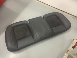 06 10 Charger Srt8 Black Rear Leather Seat Srt Chrysler 300 06 07 08 2010 2006