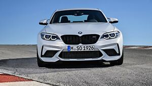 2018 BMW M2 Competition Auto Car Silk Poster Print 24x36 inch $19.99