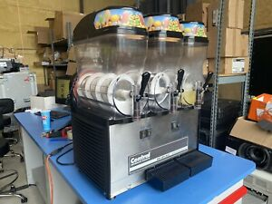 Nice Omega Ofs30 Commercial Frozen Drink Margarita Slush Machine Triple 3 Gallon