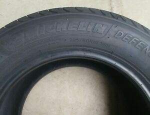 New Set Of 2 225 60 R16 Michelin Defender T H 2 Tires