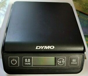 Dymo Digital Postal Scale Model P3 3 Lbs 1300 G Capacity Black Mail Postage