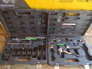 Hilmor Compact Swage Tool Kit And Compact Bender Kit