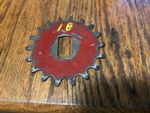 I h 180 295 Planter Sprocket 18 tooth Also Fits John Deere 71 Planters