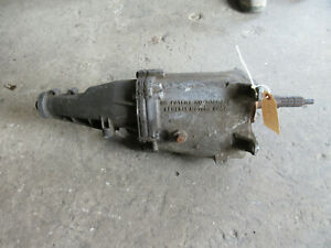 1964 Gm Chevy Muncie M20 4 Speed Transmission Chevrolet 16