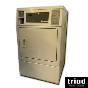 15 Huebsch 18lb Electric Dryer 1 Ph 240v Coin op Laundry Hotel Motel Apartment