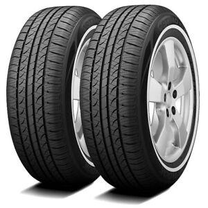 2 New Hankook Optimo H724 205 75r15 97s As All Season A s Tire