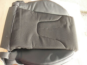 Audi Tt Seat Cover Right Leather fabric 8j0881406 New