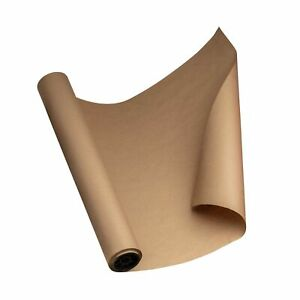 Kraft Paper Roll 24 X 1800 Classic Brown Strong Smooth Roll Humidity resistant