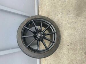 15 16 17 18 Ford Mustang Shelby Gt350 Front Rim Oem With Tire
