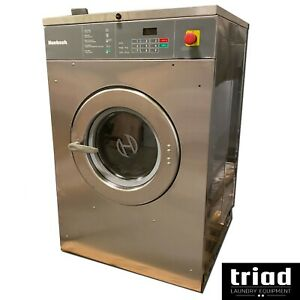 10 Huebsch 30lb Opl 1 Phase Commercial Washer Unimac Laundry Hotel Motel Ipso