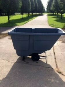 Rubbermaid Commercial Utility Cart